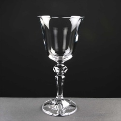 Navy Claret Glass.