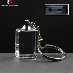 Crystal Keyring. Useful School Gift.