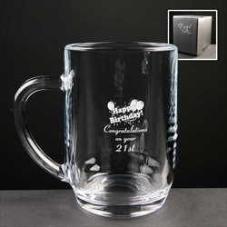 Printed Tankards for different Gifts.